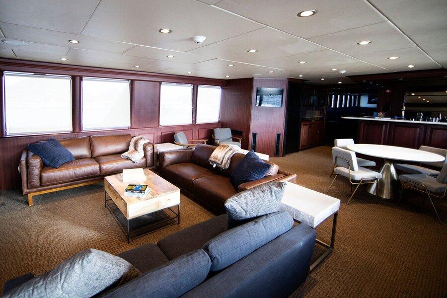 Socorro Vortex living room