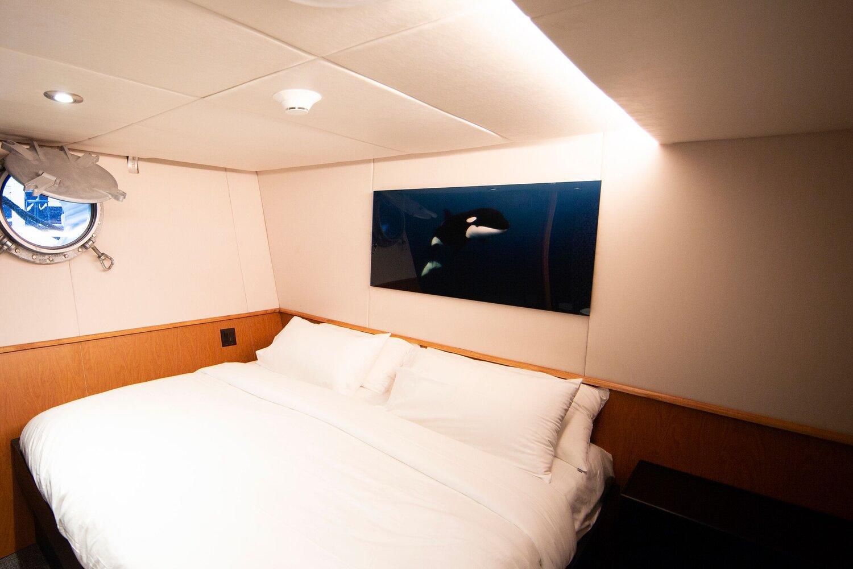 Socorro Vortex Luxury Stateroom