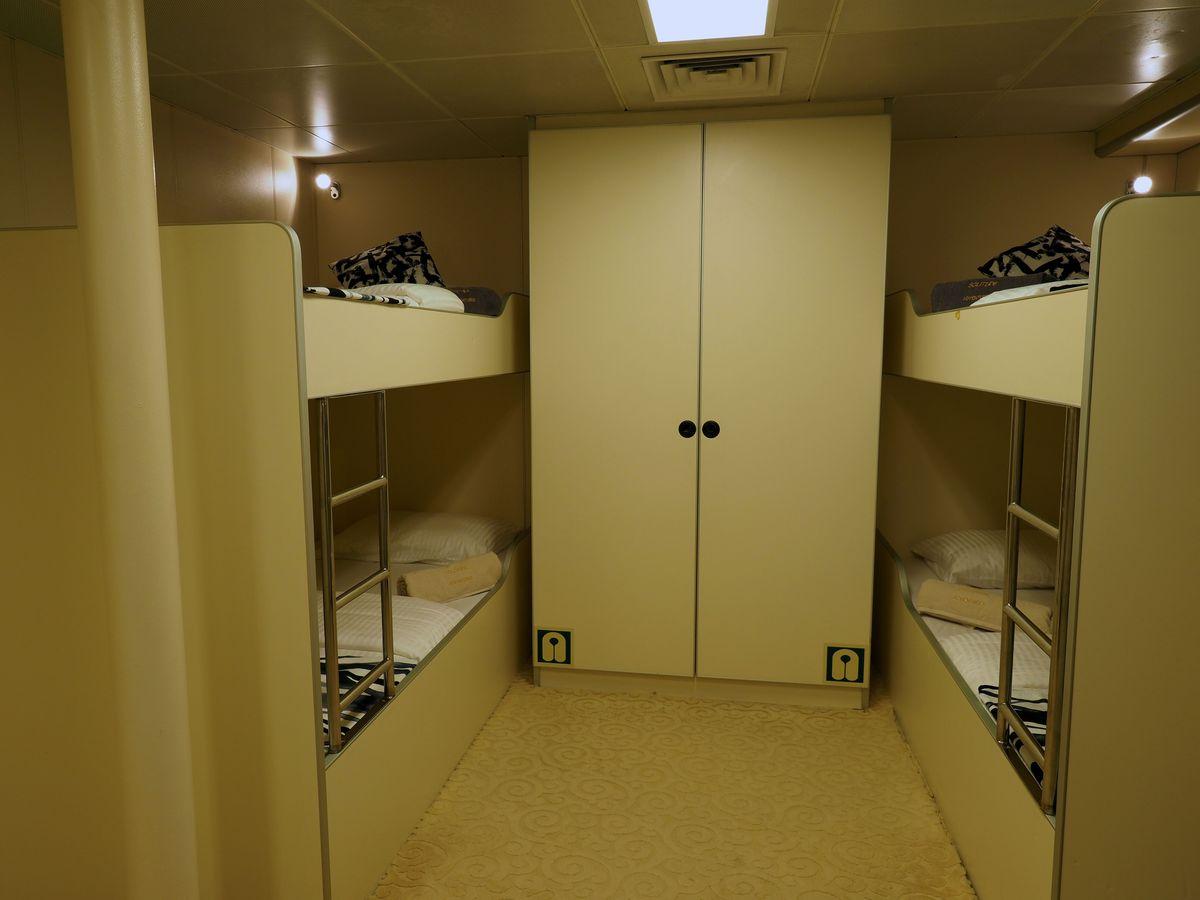 Solitude Adventurer's Stateroom