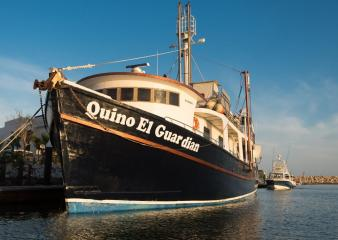 Quino El Guardian liveaboard