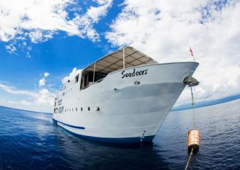 Seadoors Liveboard, Philippines