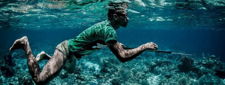 Alor Local Fisherman