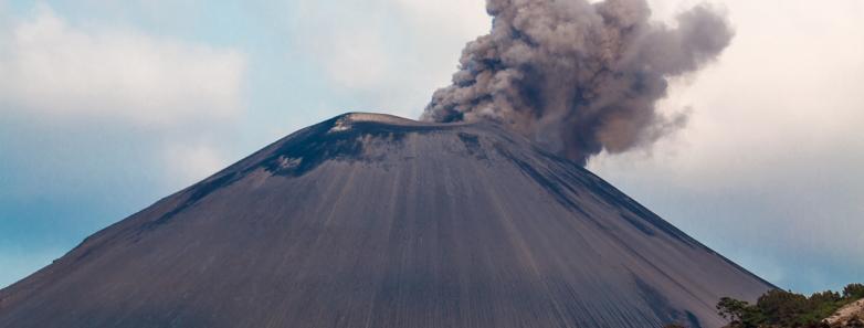 andaman islands volcano