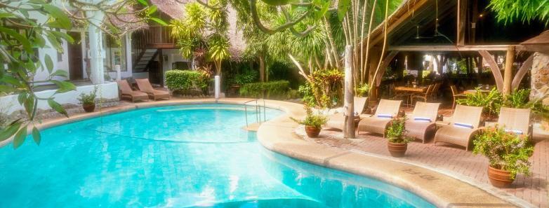 Dive Resort Pool