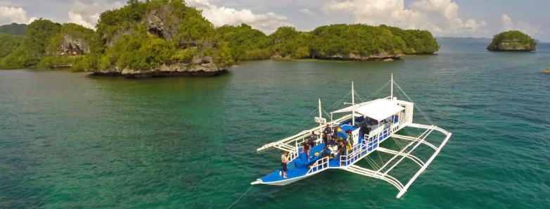 bohol diving resort