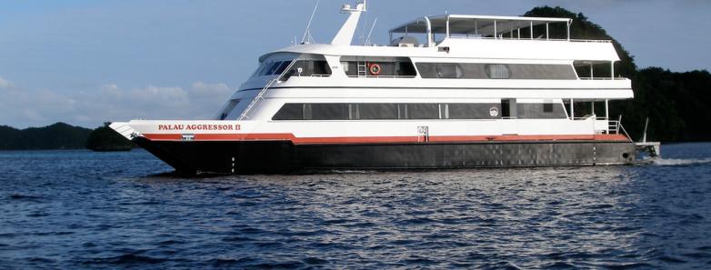 Palau Aggressor Liveaboard