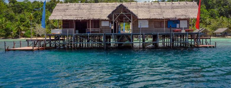 Papua explorers dive resort raja ampat reviews specials - Raja ampat explorers dive resort ...