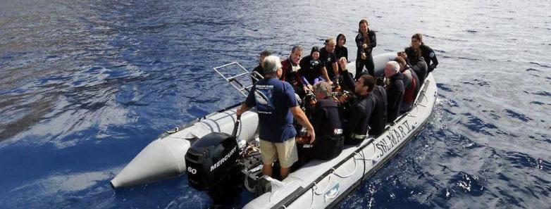 solmar v dive boat