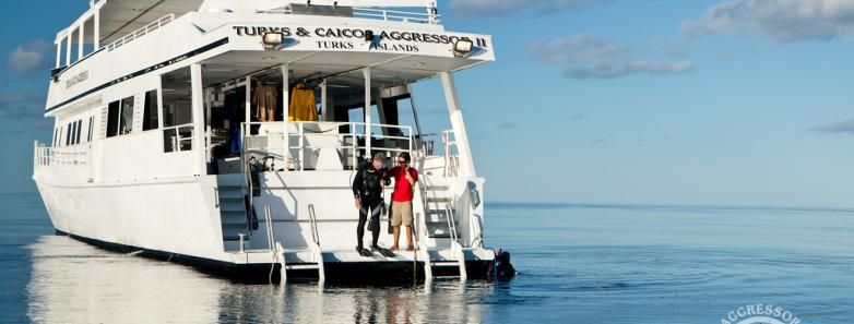 Turks And Caicos Aggressor Ii Liveaboard Bluewater Dive