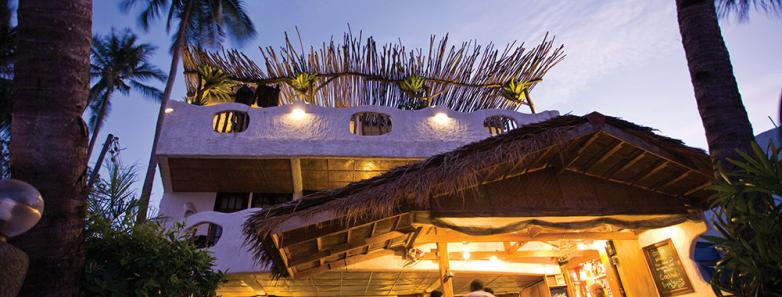 Dive Resort Bar