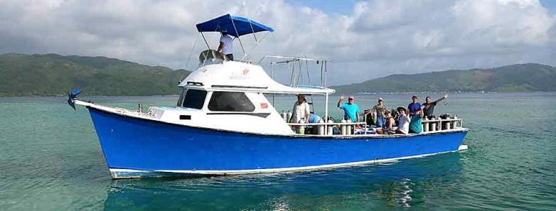 Cabañas on Clark's Cay
