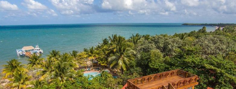 Hamanasi resort Belize