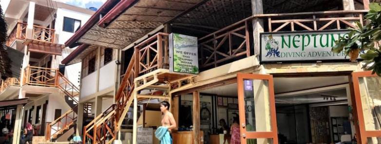 Moalboal dive resorts