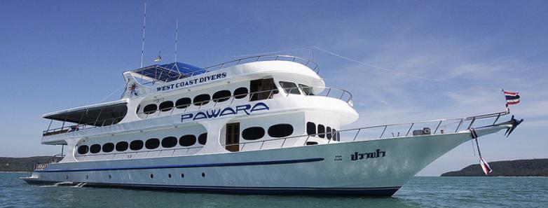 MV Pawara liveaboard
