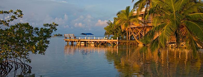 Pelican Beach Resort South Water Caye