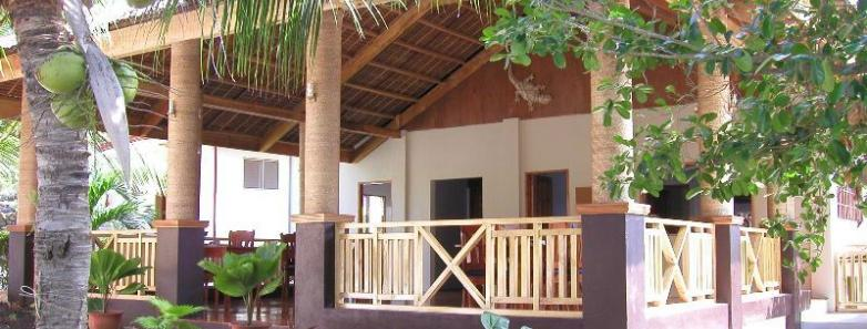 Dive resort Moalboal