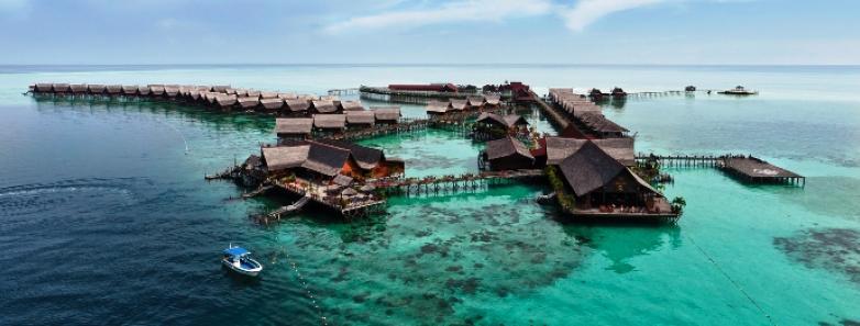 Sipadan dive travel guide bluewater dive travel - Sipadan dive sites ...