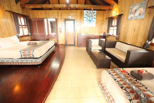 Uprising Beach Resort Fiji's Classic Standard Bure